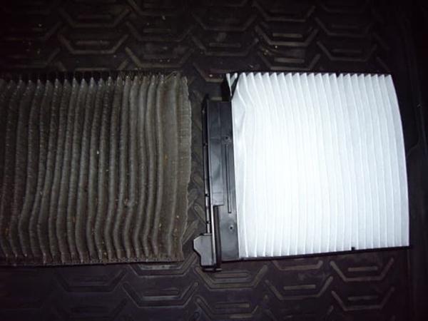 Замена салонного фильтра ниссан ноут