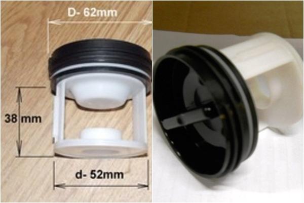 фильтр в стиральной машине Бош