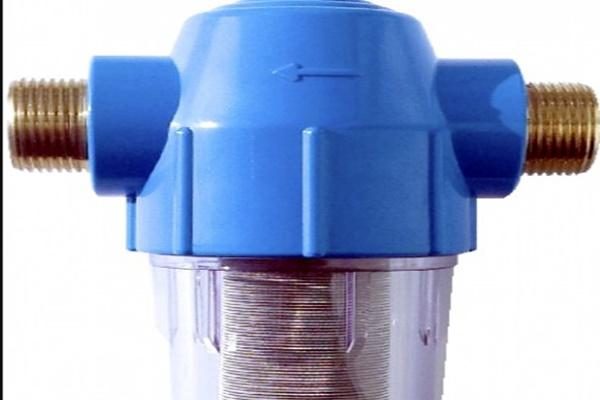 как почистить фильтр грубой очистки воды