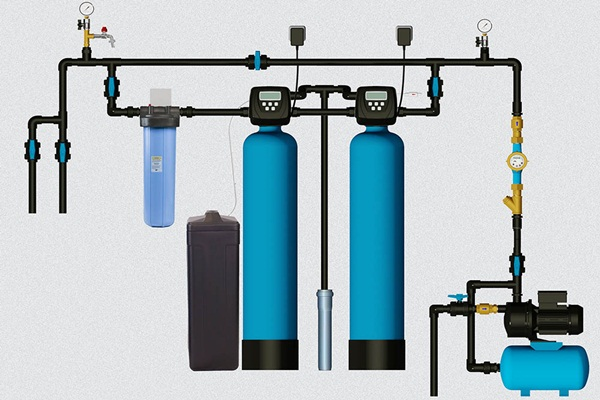 Очистку воды из скважины нужно проводить в любом случае. Анализ воды, варианты фильтрации и особенности установки.