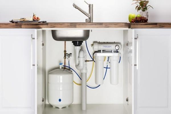 Проточные питьевые устройства «под мойку»