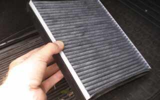 Пошаговая инструкция по замене салонного фильтра на Шкода Фабия