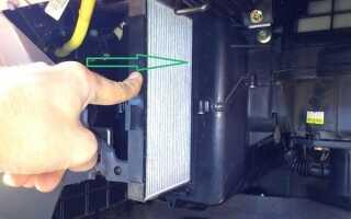 Как своими руками поменять салонный фильтр на Шевроле Авео