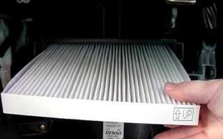 Инструкция по замене салонного фильтра на Нисан Патфайндер