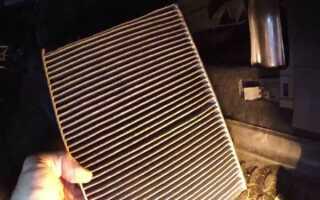 Как поменять салонный фильтр на Форд Куга своими руками