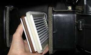 Где находится салонный фильтр в Дэу Матиз и как его заменить
