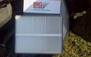 Где находится салонный фильтр на Лада Приора, инструкция по замене