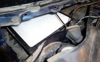 Как заменить салонный фильтр на Шкода Октавия А5 в гаражных условиях