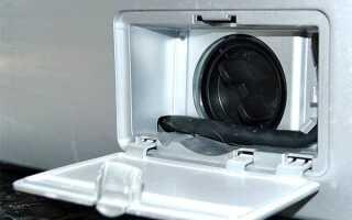 Как снять и почистить фильтр в стиральной машине Бош