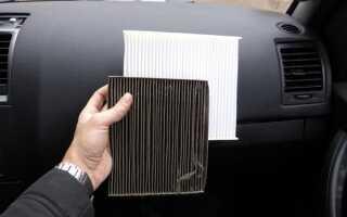 Как своими руками поменять салонный фильтр на УАЗ Патриот