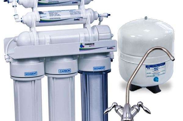 фильтра для воды с минерализатором